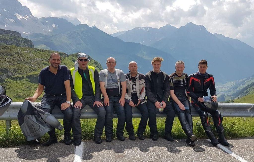 Tour de Suisse im Juli 2019