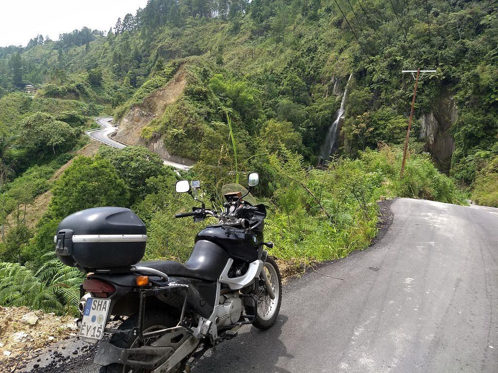 World-Tour 2019 – Gefahrene Route in Malaysia, Indonesien und Osttimor
